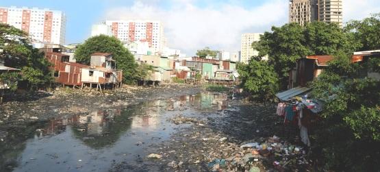 A fonte de toda contaminação