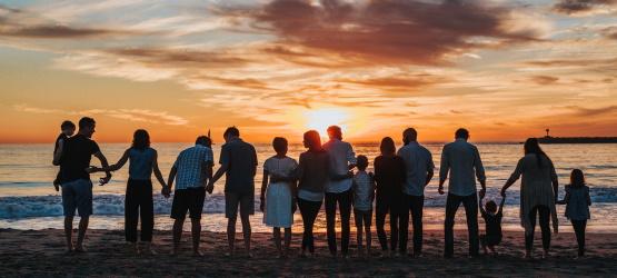 Família de Deus: templo de Sua habitação