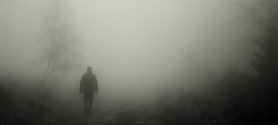É falta de fé fugir?